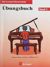 Hal Leonard Klavierschule Übungsbuch 05