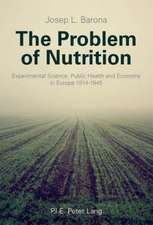 The Problem of Nutrition