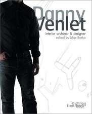 Danny Venlet: Interior Architect & Designer