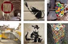 Street Art Memory Game