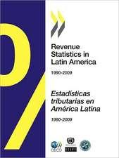 Revenue Statistics in Latin America
