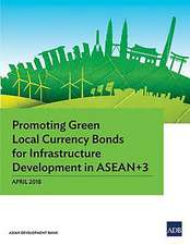 Promoting Green Local Currency Bonds for Infrastructure Development in ASEAN+3