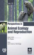 Perspectives in Animal Ecology and Reproduction Vol.10