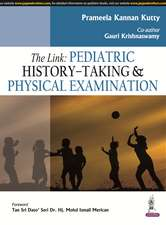 The Link: Pediatric History Taking and Physical Diagnosis
