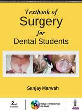 Textbook of Surgery for Dental Students