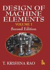 Rao, T:  Design of Machine Elements  Volume I