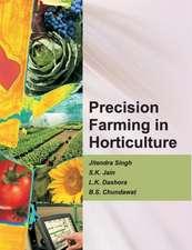 Precision Farming in Horticulture