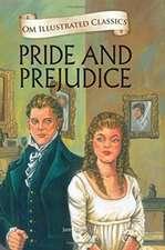 Om Illustrated Classics Pride and Prejudice