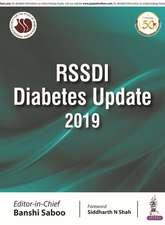 RSSDI Diabetes Update 2019