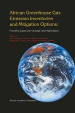 African Greenhouse Gas Emission Inventories and Mitigation Options: Forestry, Land-Use Change, and Agriculture: Johannesburg, South Africa 29 May – June 1995