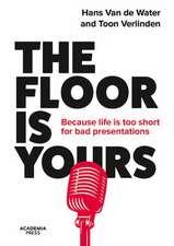 Floor is Yours