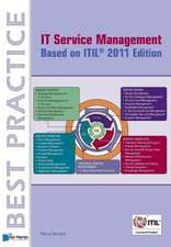 It Service Management Based on Itil(r) 2011 Edition:  New Means and Tools, Trends
