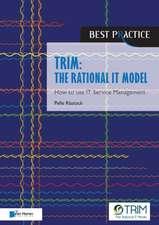 TRIM: The Rational IT Model