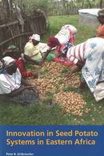 Innovation in Seed Potato Systems in Eastern Africa