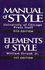 The Chicago Manual of Style/The Elements of Style:  The Major Teachings of the Rabbinic Sages