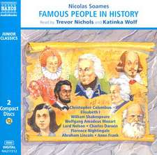 Famous People in Hist V01 2D:  Volume One; The Speckled Band/The Adventure of the Copper Beeched/The Stock-Broker's Clerk/The Red-Headed League
