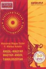 Large English-Hungarian & Hungarian-English Dictionary