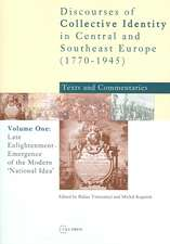 Late Enlightenment - Emergence of the Modern National Idea