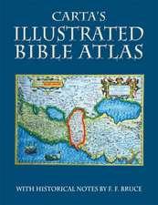 Carta's Illustrated Bible Atlas