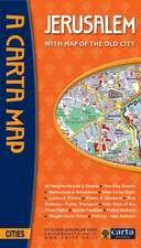 Carta's Map of Jerusalem:  The Gospels in the Land