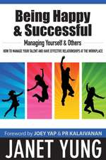 Being Happy & Successful at Work & in Your Career