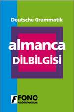 German Grammar For Turkish Speakers