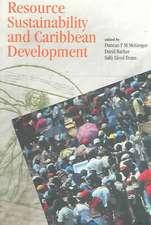 Resource Sustainability and Caribbean Development