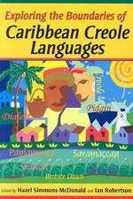 Eploring the Boundaries of Caribbean Creole Languages