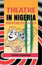 Theatre in Nigeria. Different Faces