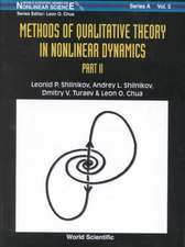 Methods of Qualitative Theory in Nonlinear Dynamics, Part 2