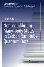 Non-equilibrium Many-body States in Carbon Nanotube Quantum Dots