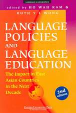 Language Policies and Language Education:  The Impact in East Asian Countries in the Next Decade