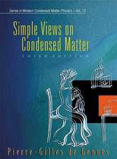 Simple Views on Condensed Matter (3rd Edition):  Godel and Other Logicians