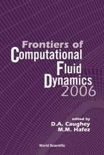 Frontiers of Computational Fluid Dynamics
