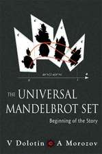 The Universal Mandelbrot Set:  Beginning of the Story