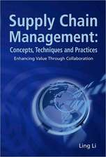 Supply Chain Management:  Enhancing the Value Through Collaboration