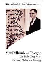 Max Delbruck And Cologne:: An Early Chapter of German Molecular Biology