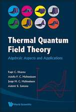 Thermal Quantum Field Theory:  Algebraic Aspects and Applications