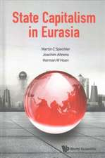 State Capitalism In Eurasia