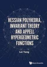 Hessian Polyhedra, Invariant Theory and Appell Hypergeometric Functions