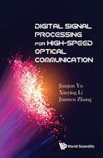 Digital Signal Processing for High-Speed Optical Communication
