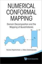 Numerical Conformal Mapping