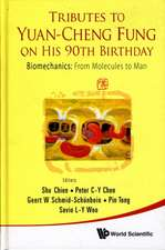 Tributes to Yuan-Cheng Fung on His 90th Birthday