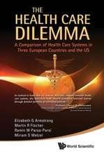 The Health Care Dilemma