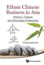 Ethnic Chinese Business in Asia