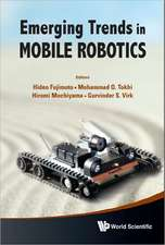 Emerging Trends in Mobile Robotics:  Proceedings of the 13th International Conference on Climbing and Walking Robots and the Support Technologies for M
