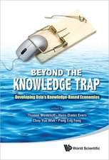 Beyond the Knowledge Trap
