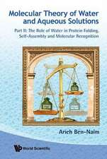 Molecular Theory of Water and Aqueous Solutions - Part I & II