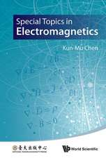 Special Topics in Electromagnetics