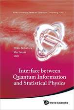 Interface Between Quantum Information and Statistical Physics:  Theory and Use of Parameterized Adaptive Multidimensional Integration Routines